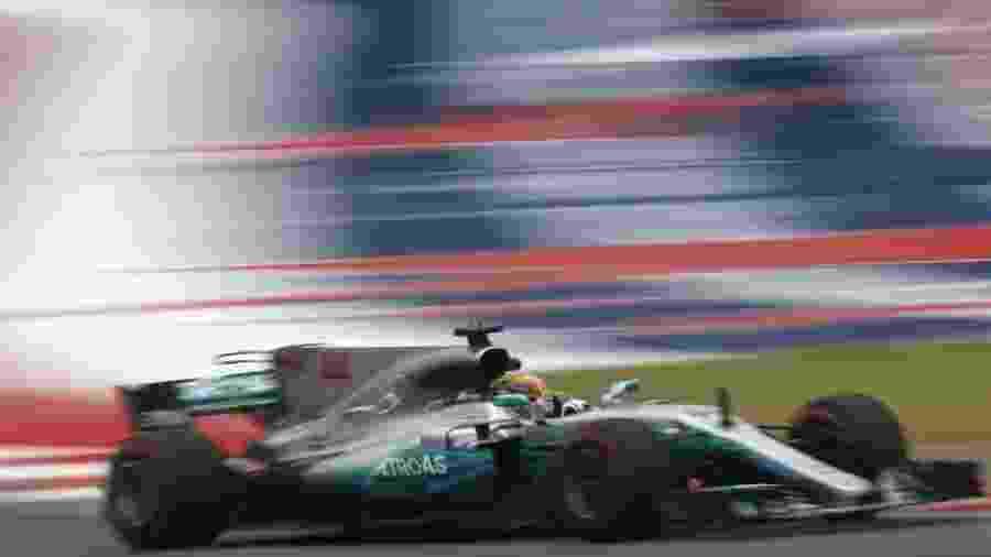 Lewis Hamilton pode ser campeão neste final de semana no GP dos Estados Unidos - Clive Mason/Getty Images