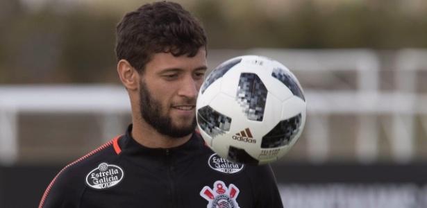 Juninho Capixaba troca o Corinthians pelo Grêmio até o meio de 2019 em empréstimo - Daniel Augusto Jr/Agência Corinthians