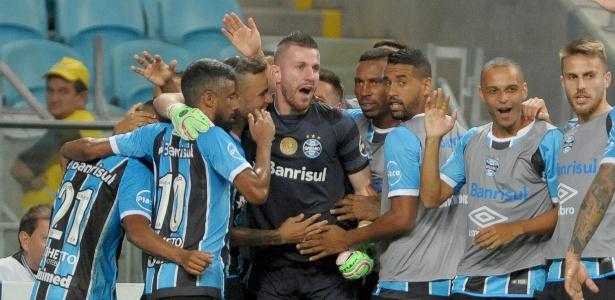 Grêmio acumulava um empate e quatro derrotas seguidas no Gauchão