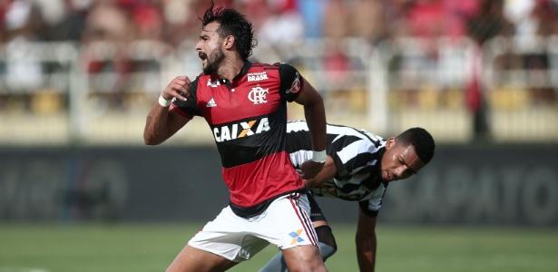 Flamengo e Botafogo duelam por uma vaga na decisão do Campeonato Carioca - Andre Mourao/FotoFC