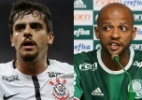 Daniel Vorley/AGIF e Cesar Greco/Ag.Palmeiras
