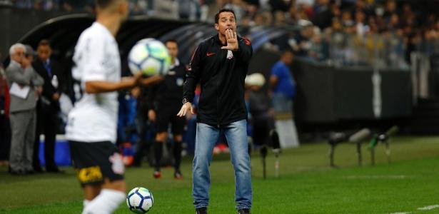 Osmar Loss estreia à frente do Corinthians na Copa do Brasil - Daniel Vorley/AGIF