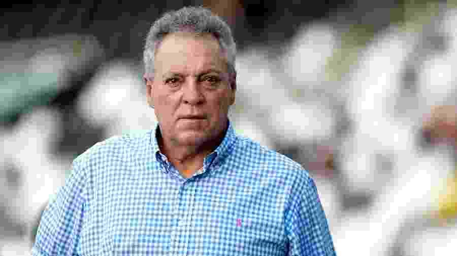 Abel Braga é o preferido do Fluminense para assumir o cargo de treinador - Thiago Ribeiro/AGIF