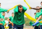 Diniz ganha opções e fica até com peça sobrando em ataque do Fluminense - Lucas Mercon/Fluminense