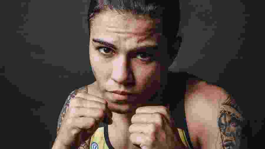 Retrato de Jessica Bate Estaca Andrade - Carine Wallauer/UOL
