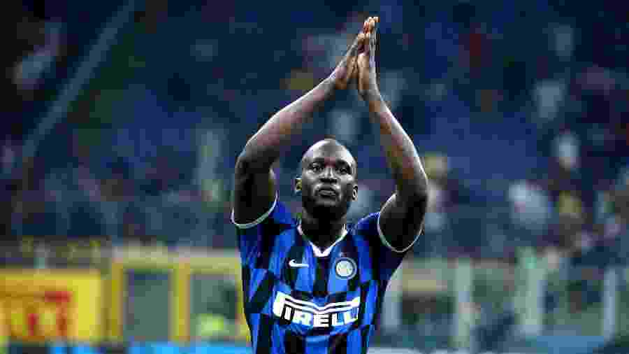"""Belga Lukaku não se destacou na última temporada pelo United e busca """"recomeço"""" na Internazionale - Marco Canoniero/LightRocket"""