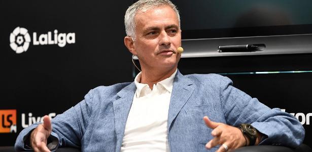 Mudança no Tottenham   Mourinho é o favorito para substituir Pochettino, diz BBC