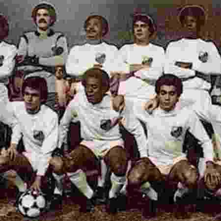 Título Paulista de 1978 ficou marcado pela primeira geração dos Meninos da Vila - Reprodução/Lance