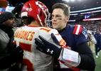 Astros do Super Bowl, Tom Brady e Mahomes se enfrentarão no golfe, diz site - Maddie Meyer/Getty Images