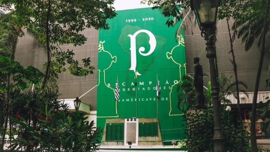 Sede do Palmeiras recebe hoje (27) a eleição para Conselho Deliberativo - Divulgação