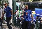 Campeão da Euro, Chiellini está sem time, sem ofertas e à espera da Juve - Riccardo De Luca/Anadolu Agency via Getty Images