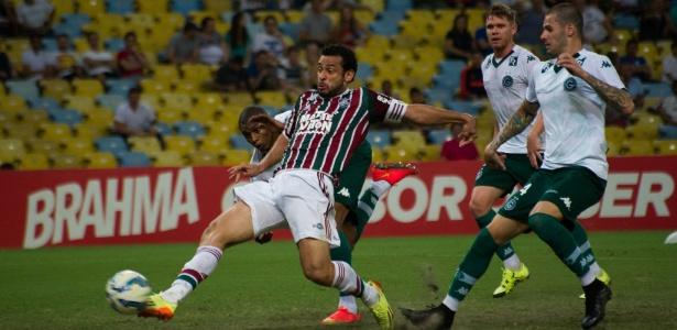 Fred foi processado por declarações dadas quando jogava pelo Fluminense