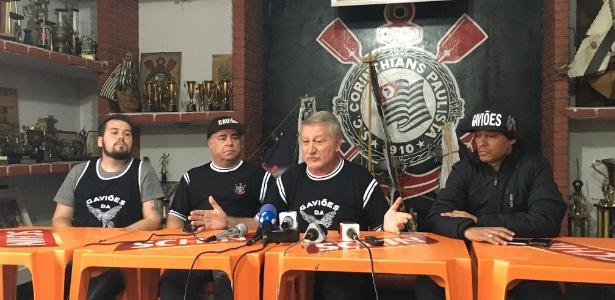 Gaviões da Fiel diz que Corinthians vive momento difícil em campo e nas arquibancadas