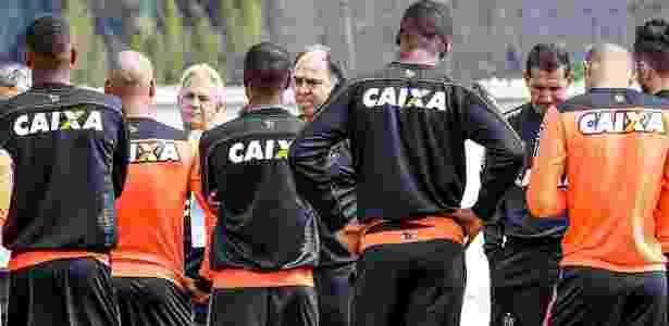 Marcelo Oliveira terá problemas para escalar o Atlético-MG contra o Grêmio - Bruno Cantini/Clube Atlético Mineiro