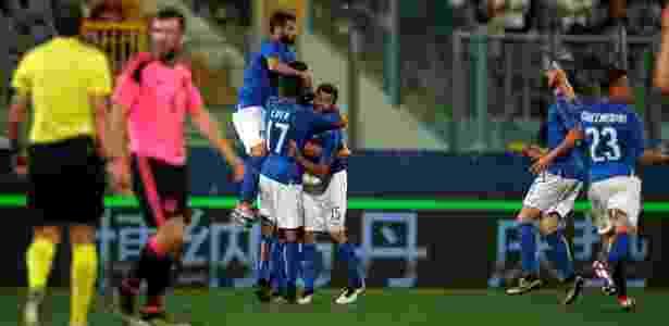 Itália - REUTERS/Darrin Zammit - REUTERS/Darrin Zammit