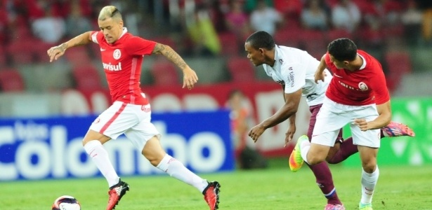 Meia fez o primeiro gol depois de voltar do empréstimo junto ao River Plate