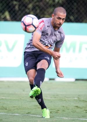 Clayton marcou apenas oito gols em 52 partidas pelo Atlético-MG