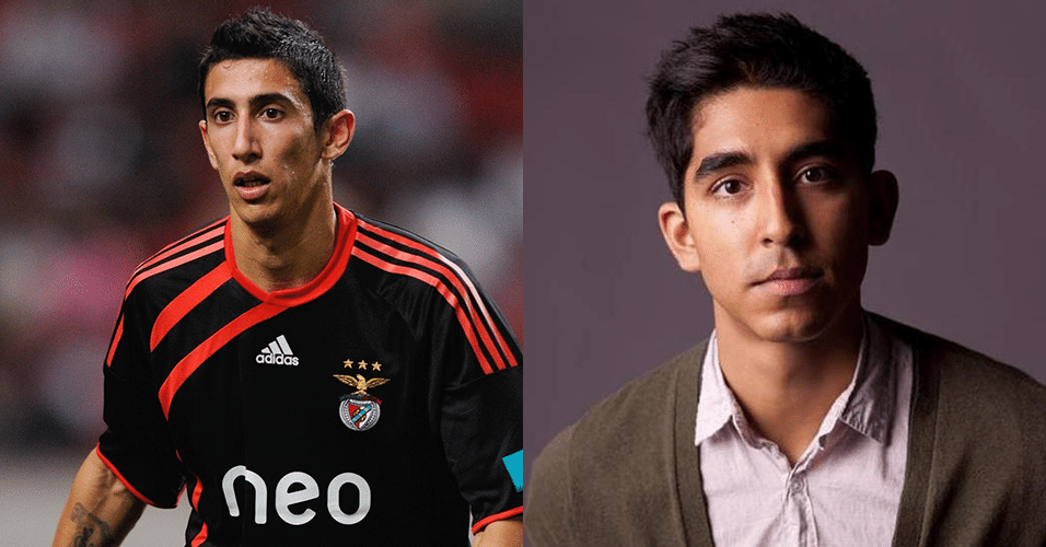 ANGEL DI MARIA - Dev Patel