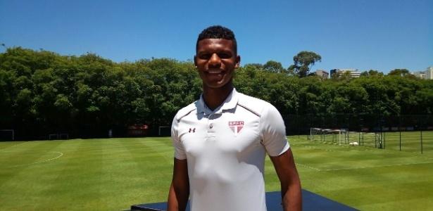 Arboleda chegou ao São Paulo no fim do mês de junho e sempre foi titular