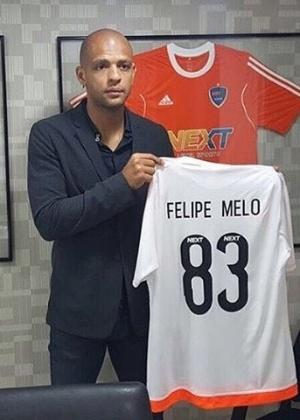 Projeto de F. Melo ganhou uma expansão: um time nos EUA para chamar de seu