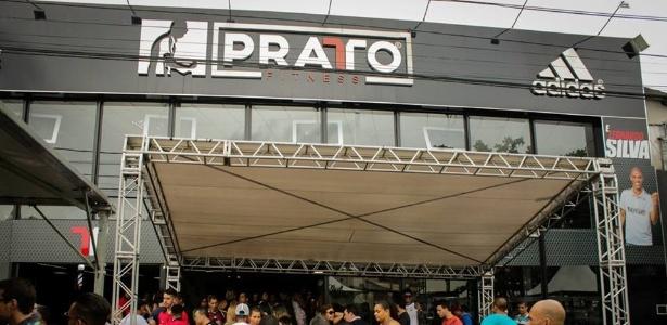 Academia Pratto Fitness, em Belo Horizonte