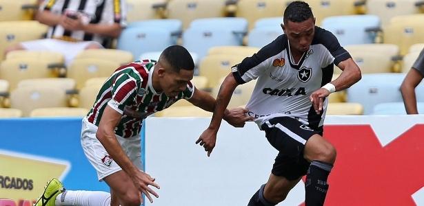 Hoje no Tricolor, lateral-direito Gilberto foi revelado pelo Botafogo