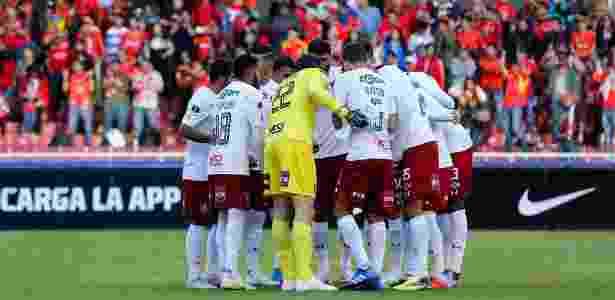 Tricolor depende apenas de suas forças para seguir na Série A - Lucas Merçon/Fluminense