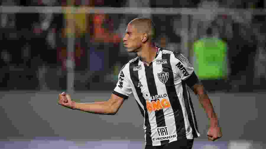Zagueiro Leonardo Silva está fora do jogo contra o Fortaleza, no sábado, pelo Campeonato Brasileiro 2019 - Bruno Cantini/Atlético-MG
