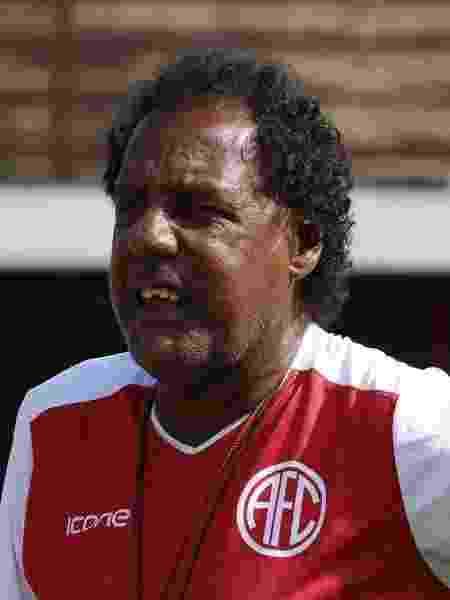 Luizinho Lemos estava comandando o América-RJ - Reprodução/Instagram