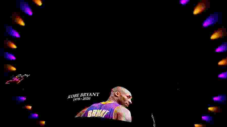 Homenagem no Madison Square Garden em New York Knicks x Brooklyn Nets  - Elsa/Getty Images/AFP