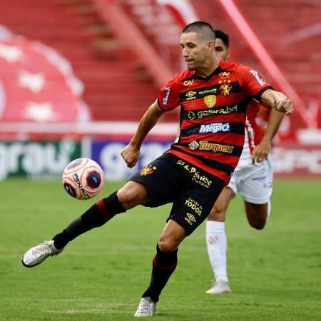 Thiago Neves volta a ser relacionado no Sport - Sport/Twitter