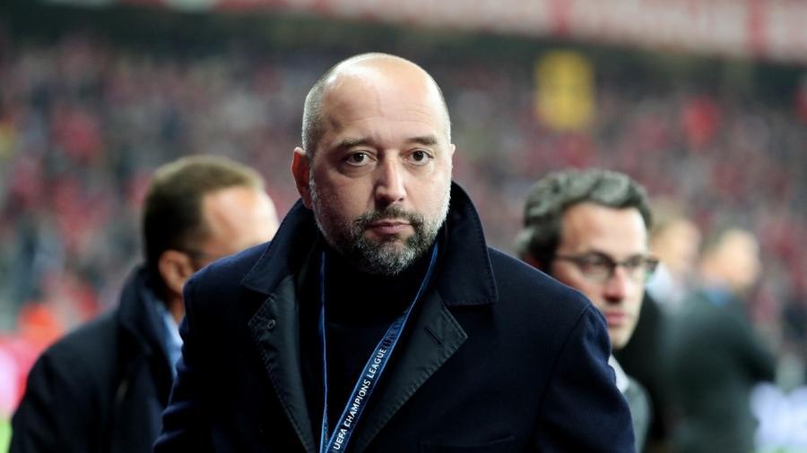 Gerard Lopez, presidente do Lille - Xavier Laine/Getty Images
