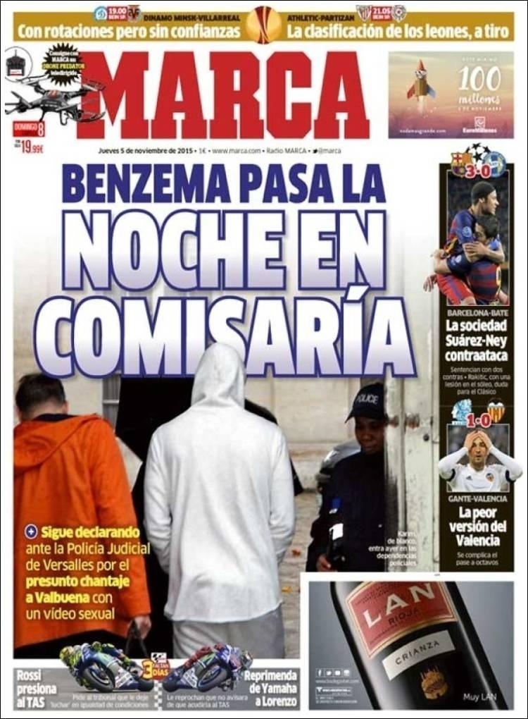 Marca (Madri, Espanha):