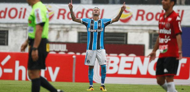 Com Luan (f), Grêmio enfrenta o Brasil de Pelotas pelas quartas de final do Gaúcho