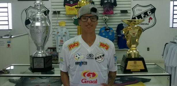 Felipe Medina, irmão de Gabriel Medina, foi contratado pelo Independente de Limeira