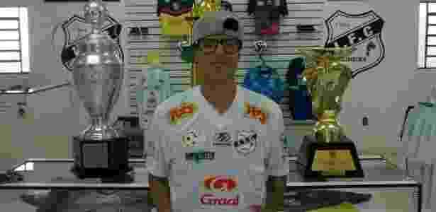 Felipe Medina, irmão de Gabriel Medina, foi contratado pelo Independente de Limeira - Divulgação