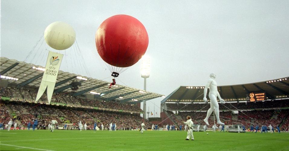 Estádio King Baudouin (ex-Heysel Stadium), em Bruxelas
