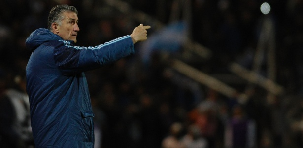 Bauza disse que quem dá identidade ao futebol argentino é o técnico da seleção