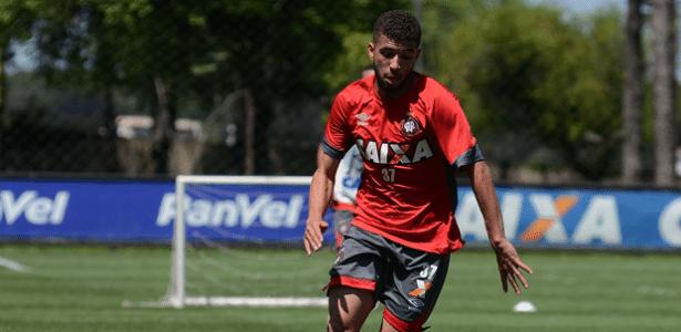 Cascardo está com a seleção sub-20 se preparando para o Sul-Americano - Marco Oliveira/Site Oficial do Atlético-PR - Arquivo