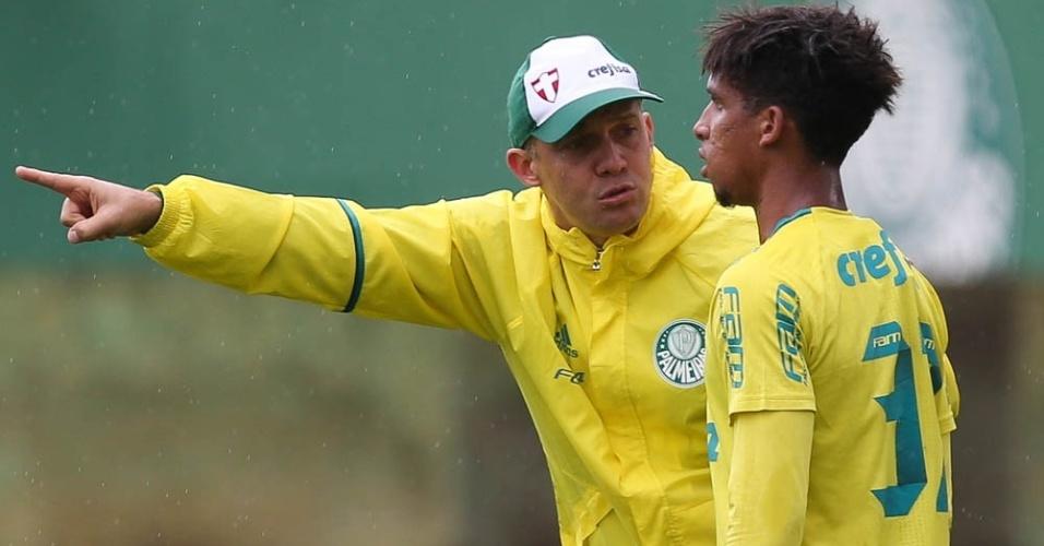 Vitinho Palmeiras Eduardo Baptista