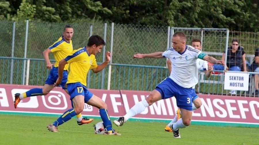 Samorin é a filial eslovaca do Fluminense: clube passa por dificuldades - Divulgação