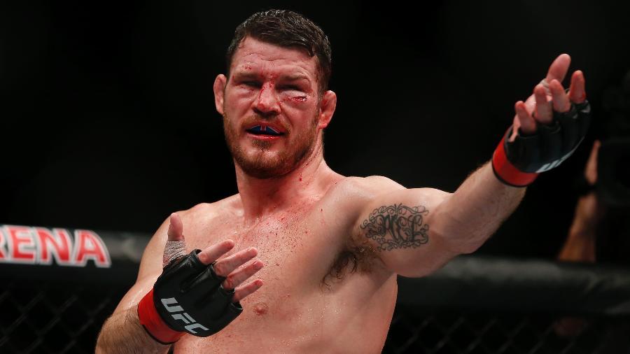 Michael Bisping é o campeão dos pesos-médios do UFC - Matthew Childs/Action Images