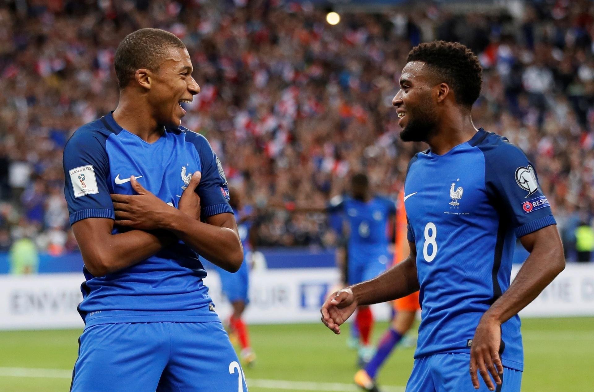 Quem é a nova geração francesa que promete bombar na Champions e na Copa  -  13 09 2017 - UOL Esporte 06d3039ff2c47