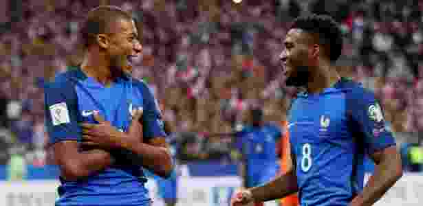 4b90a2d7ec Quem é a nova geração francesa que promete bombar na Champions e na Copa