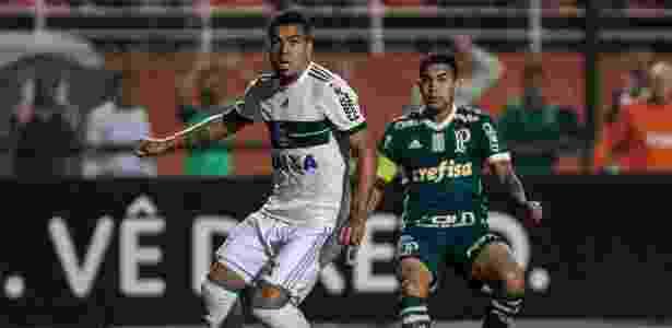 Palmeiras enfrentou o Coritiba no Pacaembu na última rodada - Ale Cabral/AGIF