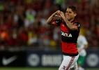 Na sua melhor fase no Flamengo, Cuéllar vira xodó e revê ex-clube (Foto: Bruno Kelly/REUTERS)