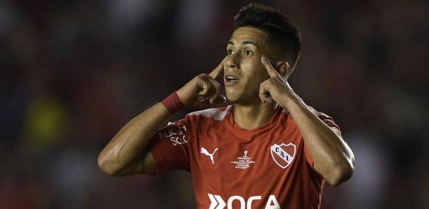 Independiente virou para cima do Flamengo e leva vantagem para decisão no Maracanã