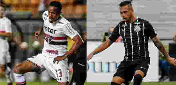 30b8eae694 Jovens ganham espaço e viram protagonistas no duelo São Paulo x ...