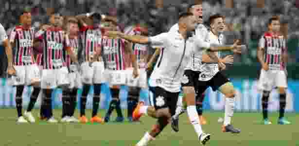 Corinthians - Daniel Vorley/AGIF - Daniel Vorley/AGIF