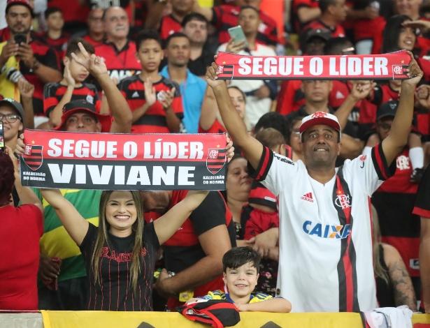 A campanha #SegueOLíder é a nova brincadeira da torcida do Flamengo com os rivais